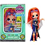 Lalka LOL Surprise OMG Dance - 15 niespodzianek, niesamowita zmiana koloru i efekty taneczne - Zawiera odzież i akcesoria - K