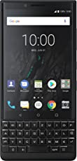 BlackBerry Key2 Dual Sim Smartphone (4,5 Zoll Display, 12 Megapixel Kamera, LTE, 6 GB RAM, 128 GB Speicher, Quick Charge 3.0, Android 8.1 Oreo) Schwarz