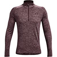 Under Armour Tech 2.0 1/2 Zip, Versatile Warm Up Top for Men, Light and Breathable Zip Up Top for Working Out Men