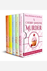 Slice of Paradise Cozy Mysteries, The Complete Series Box Set: With All 5 Books & All 5 Recipes from the series Plus a Bonus Prequel Kindle Edition