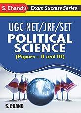 UGC-NET/JRF/SET Political Science (Papers – II and III)