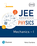 JEE Advanced Physics - Mechanics 1 | Third Edition | By Pearson