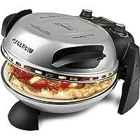 Four à pizza G3 Ferrari Delizia, 1200 W, 1 litre, 0 décibel, acier inoxydable, Argent (Classe d'efficacité énergétique A…