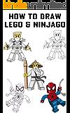 How to Draw Lego & Ninjago - Step by Step Draw characters Lego & Ninjago