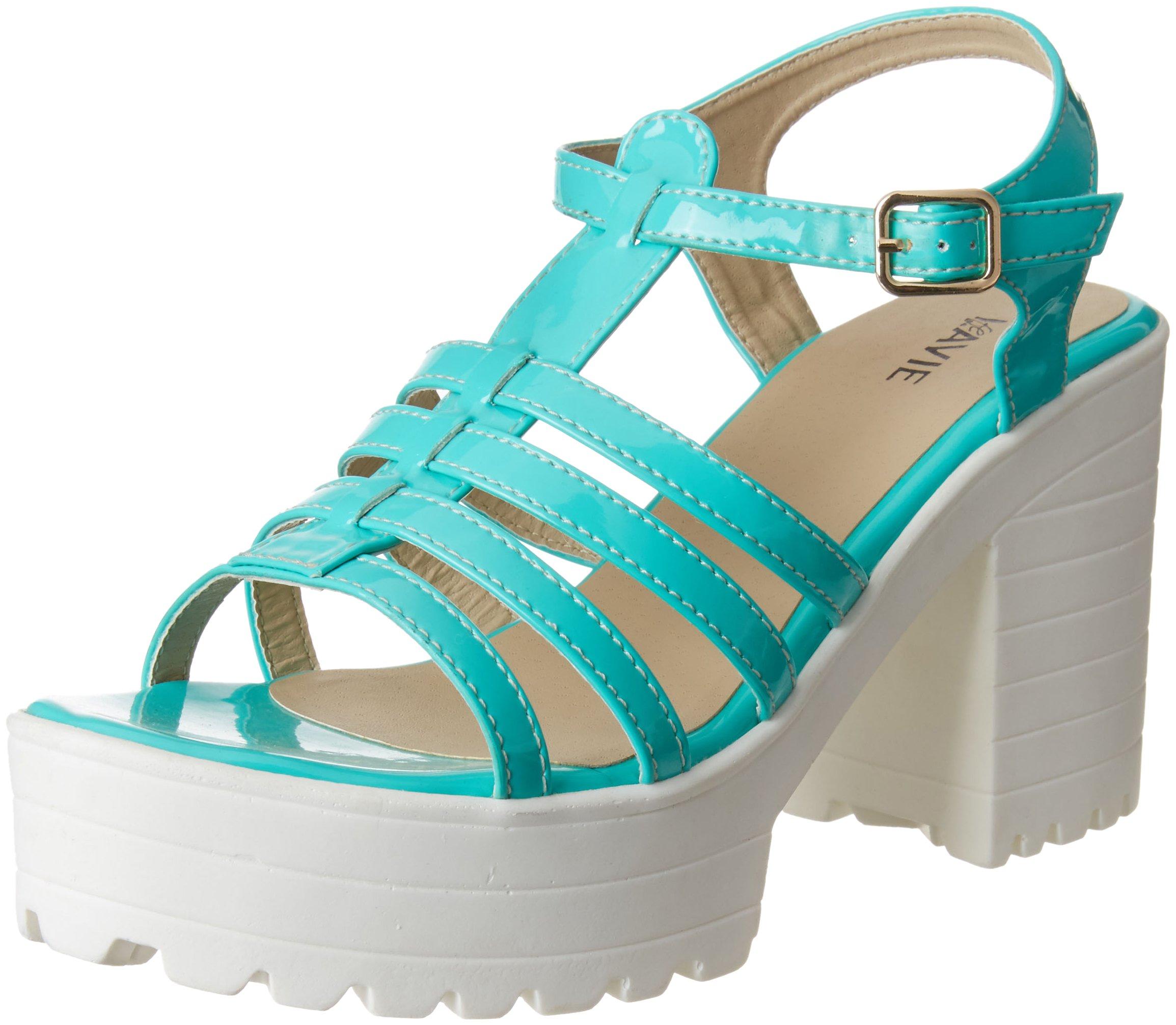 Lavie Women's Sling Back Fashion Sandals