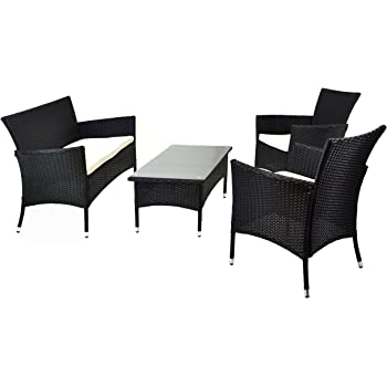 gartenm bel ausverkauf gartenset poly rattan lounge sitzgruppe garnitur 3381. Black Bedroom Furniture Sets. Home Design Ideas