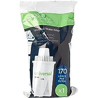 Aqua Optima Universal Water Filter, 12 pack - RUF916, White