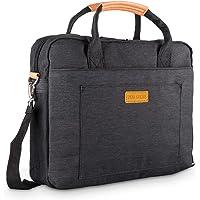 DOB SECHS 17.3 Zoll Laptoptasche Aktentaschen Handtasche Tragetasche Schulter Tasche Notebooktasche Laptop Sleeve Laptop…