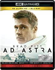 Ad Astra (4K UHD & HD) (2-Disc)