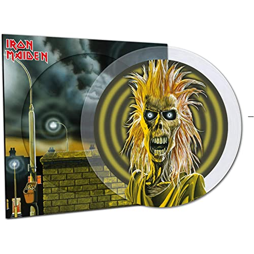 Iron Maiden (40Th Anniversary Picture Disc)