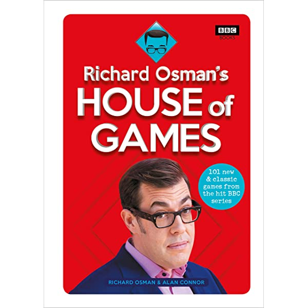 Richard Osman S House Of Games 101 New Classic Games From The Hit Bbc Series Ebook Osman Richard Connor Alan Amazon Co Uk Kindle Store