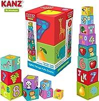 Kanz - Denge Kule Oyunu (Enfal Oyuncak 30628)