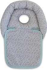 Boppy Noggin Nest Head Support, Elephant Mint, Grey