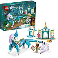 LEGO 43184 Disney Princess Raya et Le Dragon Sisu du Film Disney Raya et Le Dernier Dragon Jouet pour Enfant de 6 Ans et…