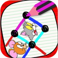 Dot N Box:Tom And Jerry