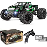 HAIBOXING 1:18 Scale All Terrain RC Car 18859E, 36 KPH High Speed 4WD Electric Vehicle with 2.4 GHz Remote Control, 4X4 Water