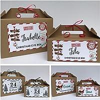 PERSONALISED CHRISTMAS EVE GIFT BOX NIGHT BEFORE TREAT BOX