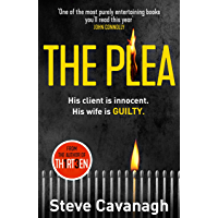 The Plea: His client is innocent. His wife is guilty. (Eddie Flynn Series) (English Edition)