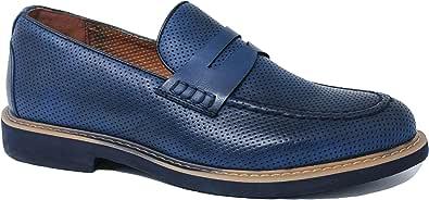 Scarpe Mocassini Uomo Class Oxford Eleganti Casual Man's Shoes Cerimonia