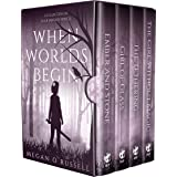 When Worlds Begin: A Collection of Four Fantasy Novels (English Edition)