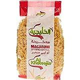 Al Khaleejia Spring Small Macaroni, 400 gm