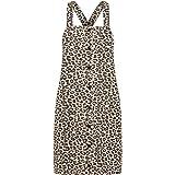 PIECES Pcsky Pinafore Dress-jj Vestito Donna