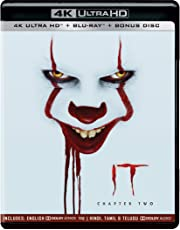 It: Chapter 2 (4K UHD + HD + Bonus Disc) (3-Disc)