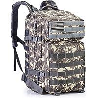 G4Free 40L Military Tactical Backpack Large Army Assault Pack Molle Shoulder Bag Rucksacks Daypack for Outdoor Hiking…