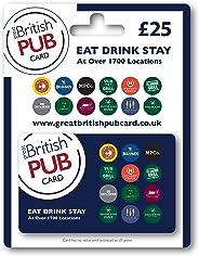 Great British Pub Card - Post