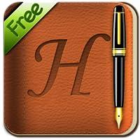 Handrite Lite - Notizblock für handschriftliche Notizen