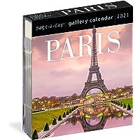 Paris Gallery 2021 Calendar