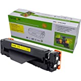 Datazone yellow laser Toner CF532A Compatible for printers HP laser jet Pro M154a/154nw/180n/181fw, m254dw/254nw/280nw/281fdw