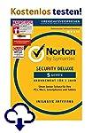 Norton Security Deluxe 2018   5 Geräte   PC/Mac/iOS/Android  Kostenlos testen
