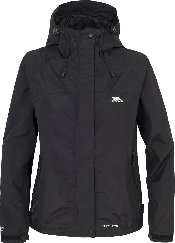 Trespass Women's Miyake Waterproof Jacket: Amazon.co.uk: Sports ...