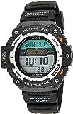 Casio Outdoor Digital Grey Dial Men's Watch - SGW-300H-1AVDR (S059)