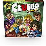 Hasbro Cluedo Junior - Jeu de societe - Jeu de plateau - Version française