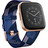 Fitbit FB507RGNV Versa 2 Special Edition Health & Fitness Smartwatch, Heart Rate, Music, Alexa Built-in, Sleep & Swim…