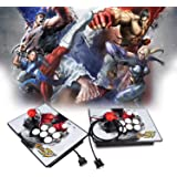 Unicview Pandora Box 10, (4.260 Juegos incluidos) Retro Consola Maquina recreativa Arcade Video, Joystick Independientes, Ver