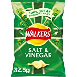 Walkers Crisps Salt & Vinegar 32 x 32,5g