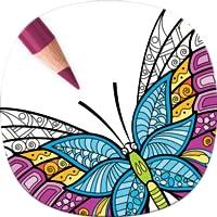 Malvorlagen Schmetterling für Erwachsene