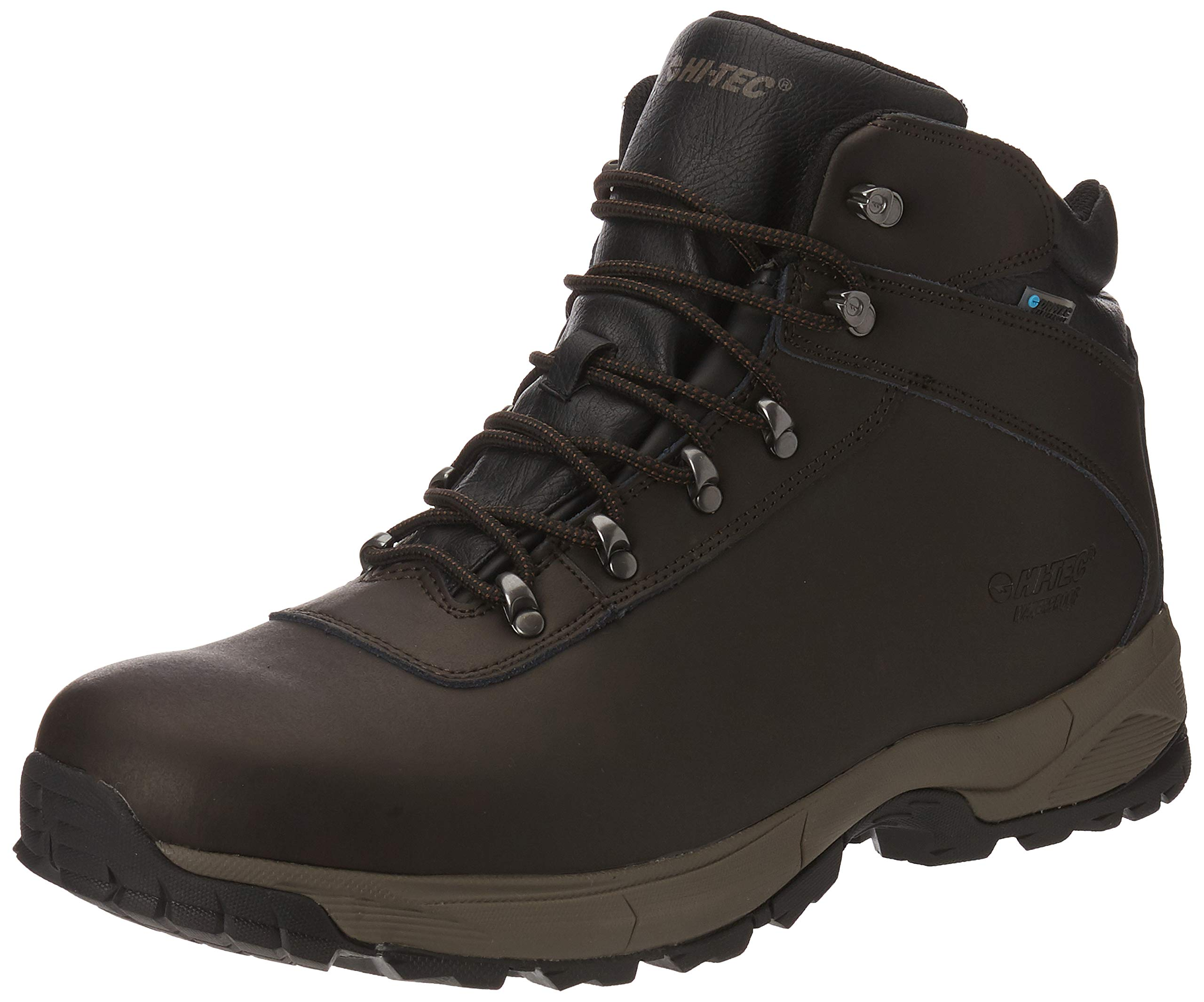 Hi-Tec Men's Eurotrek Lite Wp High Rise Hiking Boots 1