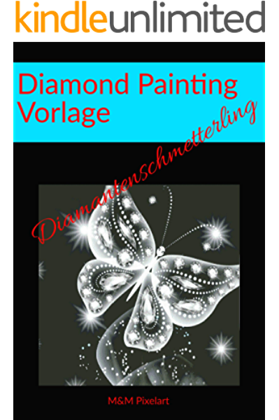 Amazon Com Diamond Painting Vorlagen Butterfly 1
