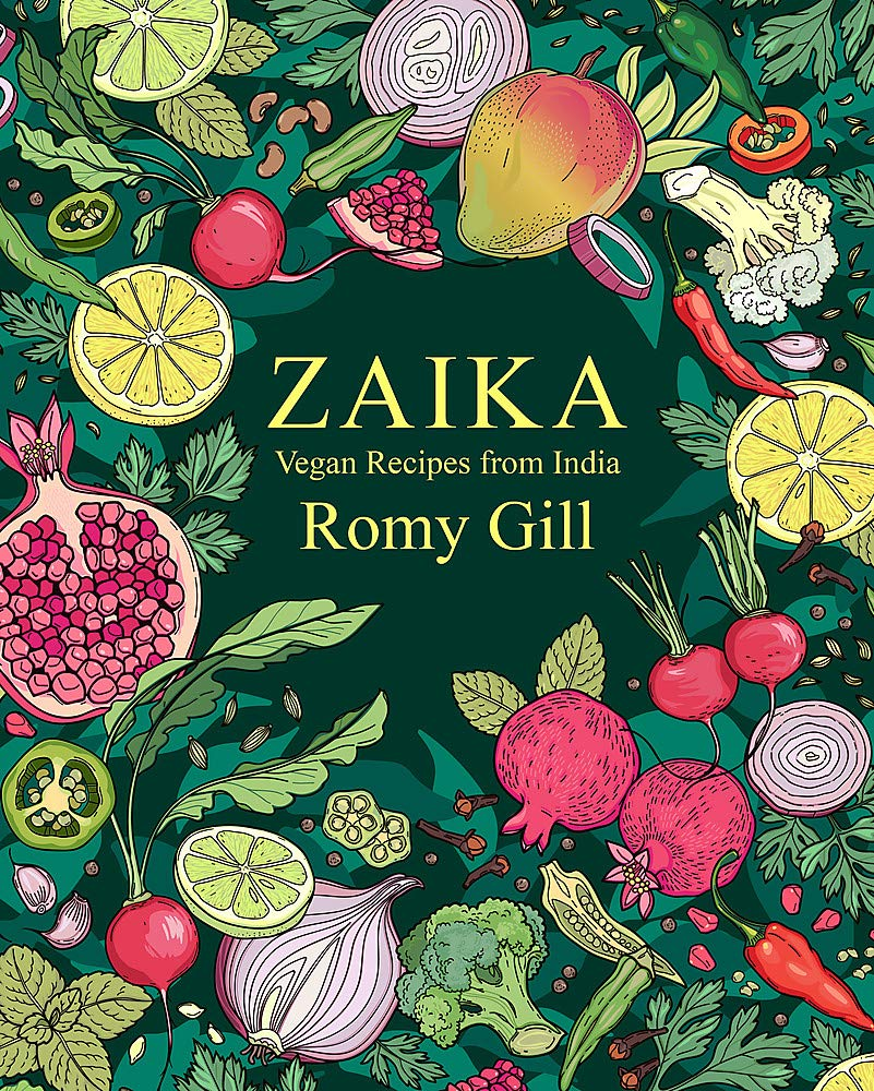 Zaika: Vegan recipes from India 1