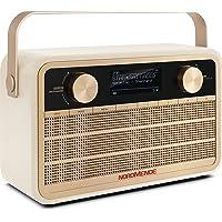 Nordmende Transita 120 IR tragbares Internetradio (DAB+ Radio, UKW, WLAN, 24 Stunden Akku, Wecker, Sleeptimer…