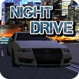 Night Drive - Un jeu Parking de voitures First Person Nighty (Driver Challenge 2)