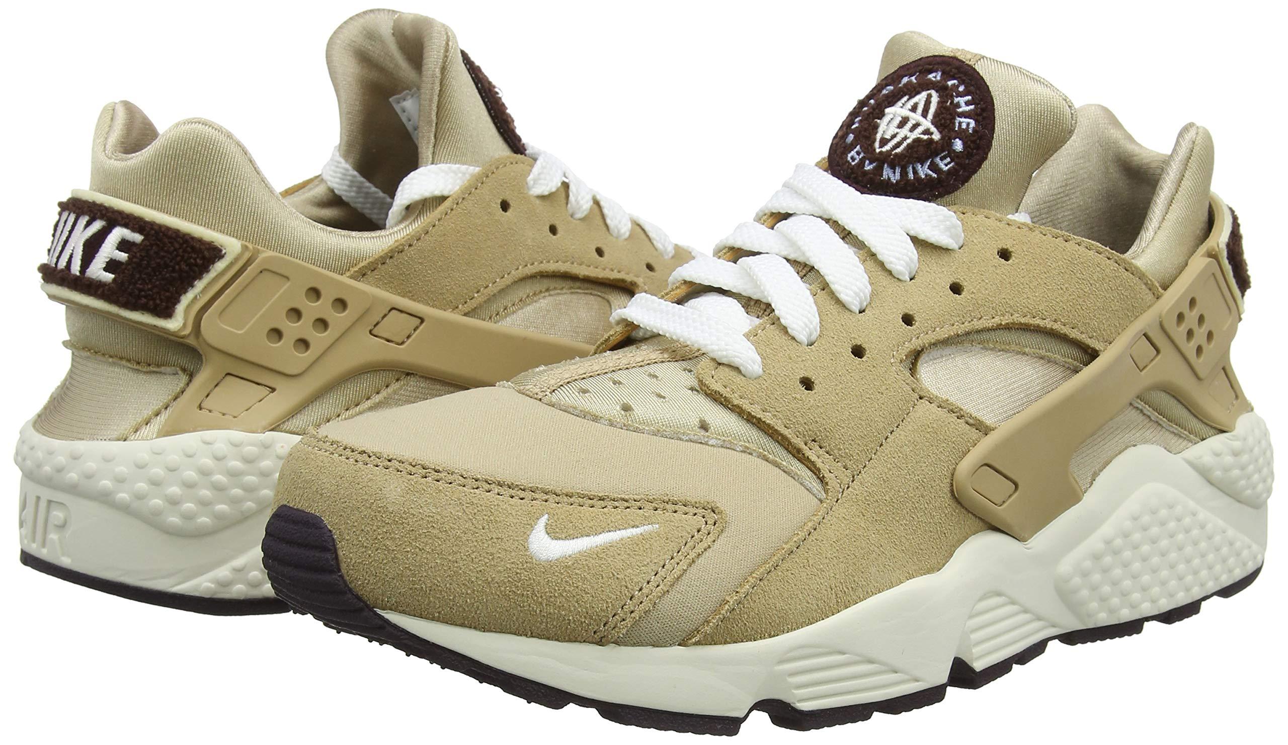 81KEDuc1RvL - Nike Men's Air Huarache Run PRM Fitness Shoes