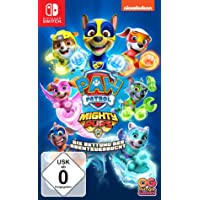 Paw Patrol: Mighty Pups - The Rescue of ...