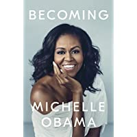 Becoming: The Sunday Times Number One Bestseller