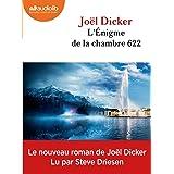 L'Énigme de la chambre 622: Livre audio 2 CD MP3