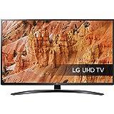 "Lg Um745 139,7 Cm (55"") 4K Ultra Hd Smart TV Wi-Fi Nero"